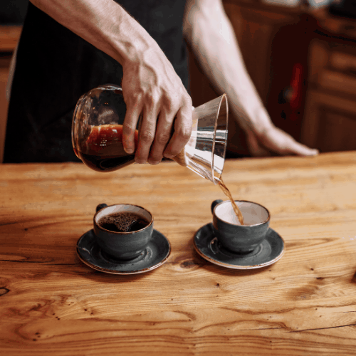 Chemex Coffee Pour